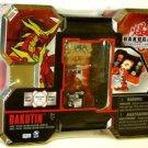 Bakugan Gundalian Invaders Bakutin RED - New & Sealed