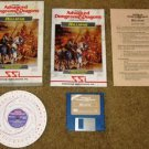Advanced Dungeons & Dragons Hillsfar (Amiga) Rare Vintage Gaming