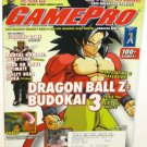 Gamepro # 193 October 2004 Collector Cover 2 Dragonball Z Budokai 3
