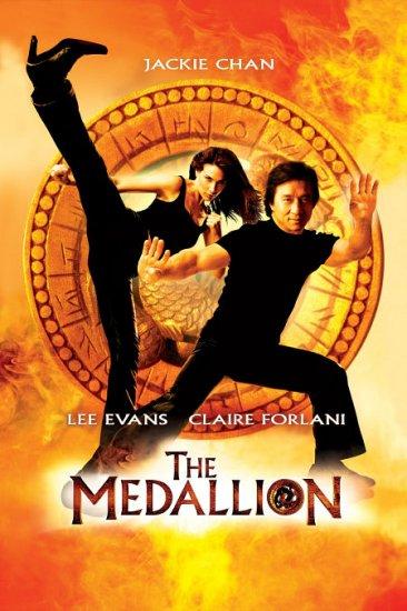 The Medallion DVD