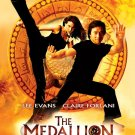 The Medallion DVD