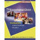 The Exceptional Child: Inclusion in Early Childhood Education (Paperback)