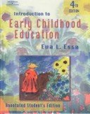 Introduction to early childhood education 4th edition by Eva Essa i
