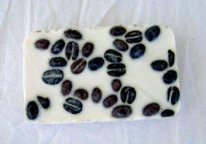 3 Handmade Goats Milk & Coffee Bean Soap