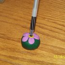 1 Handmade Customized Polymer Flower Pen Holder