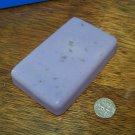 3 Handmade Lavender Scented Goats Milk Soaps