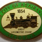 City of Adairsville Georgia Lapel Hat Pin
