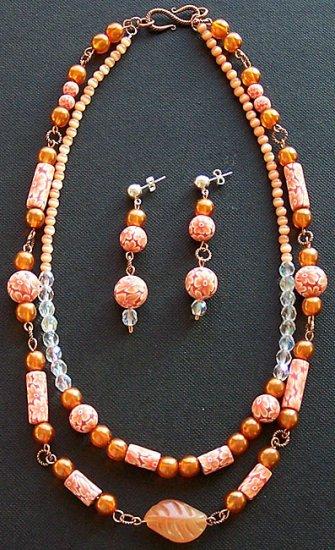 """I Remember Maui"" 2-Piece Necklace Set - FREE SHIPPING!"