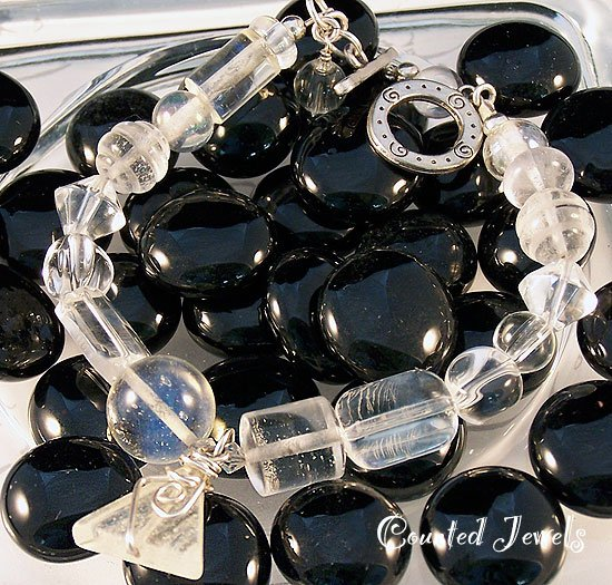 """TRANSPARENCY"" Bracelet - FREE SHIPPING!"