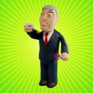 Family Guy Mayor West Action Figure Adam West Mezco Series 3
