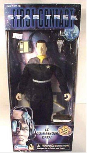 Star Trek First Contact Data Action Figure
