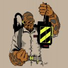 (S) IT'S A TRAP Star Wars Ghostbusters Mashup Admiral Ackbar Tee Shirt Adult Size Small