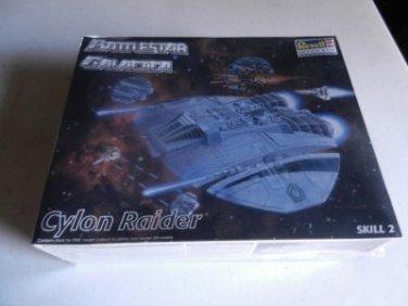 Battlestar Galactica 1996 Revell Monogram CYLON RAIDER Model Kit New Open Box