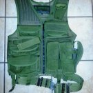 BLACKHAWK Omega Mesh Tactical Vest Olive Drab Green AITH Web Belt