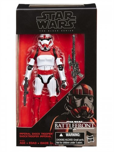 2015 Star Wars Black Series Battlefront Imperial Shock Trooper  MIB
