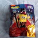 SDCC 2015 Mega Bloks Exclusive Sponge Bob Square Pants Figure