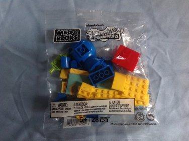 Toys R Us 2015 Mega Bloks Exclusive Sponge Bob Square Pants Jellyfish Launcher