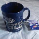 Star Trek TNG Sliders the Puzzle Mug 1998 NCC 1701 D
