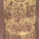 (L) Spectral Smashers Steampunk Ghostbusters Tee Shirt Adult Size Large