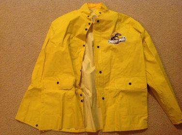 Jurassic Park full rainsuit exact as Nedry wore