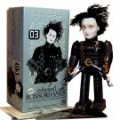 Nostalgic Future Edward Sissorhands Tin Wind Up Toy Japanese Exclusive