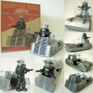 Forbidden Planet Robby the Robot with Altair-4 Transporter by X-Plus