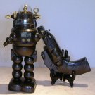 Robby the Robot Alarm Clock Black Version Forbidden Planet