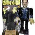 Frankenstein's Monster Wind Up Tin Robot Licensed by Universal Studios Made In Japan
