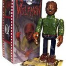Wolf Man Wind Up Tin Robot Licensed by Universal Studios Made In Japan