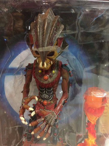 Puppet Master The Totem Figure made by Full Moon Toys 1997