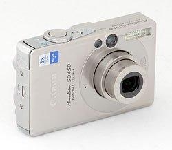 Canon SD450 No power (Repair)