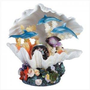Magic Clam Shell Light
