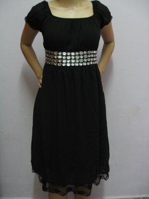 Dress (diamonds) Black