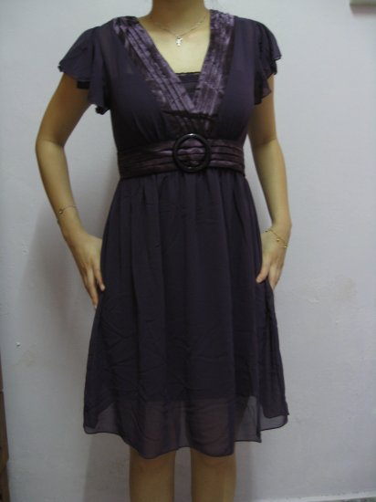 Butterfly dress - Purple