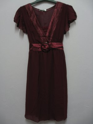 Butterfly dress - Red