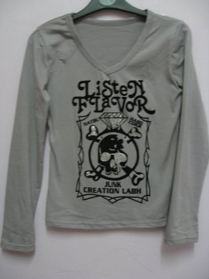 Long Sleeve (Gray)