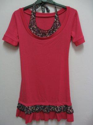 Blouse with bikini - Pink