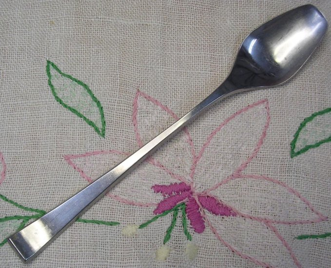 OXFORD HALL OXH 11 OXH11 PLACE SPOON STAINLESS FLATWARE SILVERWARE