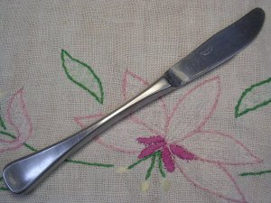 COSMOS CSM44 CSM 44 1 PLACE KNIFE STAINLESS FLATWARE SILVERWARE