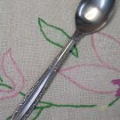 IMPERIAL MISTY MORN TEASPOON IIC STAINLESS FLATWARE SILVERWARE