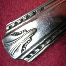 ONEIDA VERNON CASINO PLACE FORK 1931 FLATWARE SILVERWARE SILVERPLATE