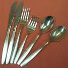 INTERNATIONAL MODERN LIVING FORKS SPOONS KNIVES ROGERS CUTLERY Co STAINLESS FLATWARE SILVERWARE