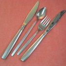 ONEIDA LTD WM A ROGERS PREMIER MELISSA 4pc STAINLESS FLATWARE SILVERWARE
