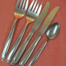 ONEIDA LTD SL & GH ROGERS PARAMOUNT TEASPOON 2KNIVES 2SERVING FORKS STAINLESS FLATWARE SILVERWARE