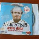 JACK NICHOLSON HOPE DAVIS DERMOT MULRONEY ABOUT SCHMIDT MOVIE DVD 2002 THAI LANGUAGE