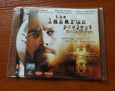 PAUL WALKER PIPER PERABO LINDA CARDELLINI THE LAZARUS PROJECT MOVIE DVD 2008 THAI LANGUAGE