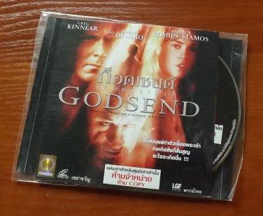 ROBERT DENIRO GREG KINNEAR REBECCA ROMIJN-STAMOS GODSEND MOVIE DVD 2004 THAI LANGUAGE