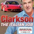 CLARKSON THE ITALIAN JOB TOP GEAR JEREMY CLARKSON TWO DVD SET 2010