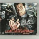 THE KEEPER  STEVEN SEGAL LUCE RAINS KISHA SIERRA MOVIE DVD 2009 THAI LANGUAGE
