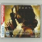COLOMBIANA  ZOE SALDANA BETO BENITES MICHAEL VARTAN MOVIE DVD 2011 THAI LANGUAGE